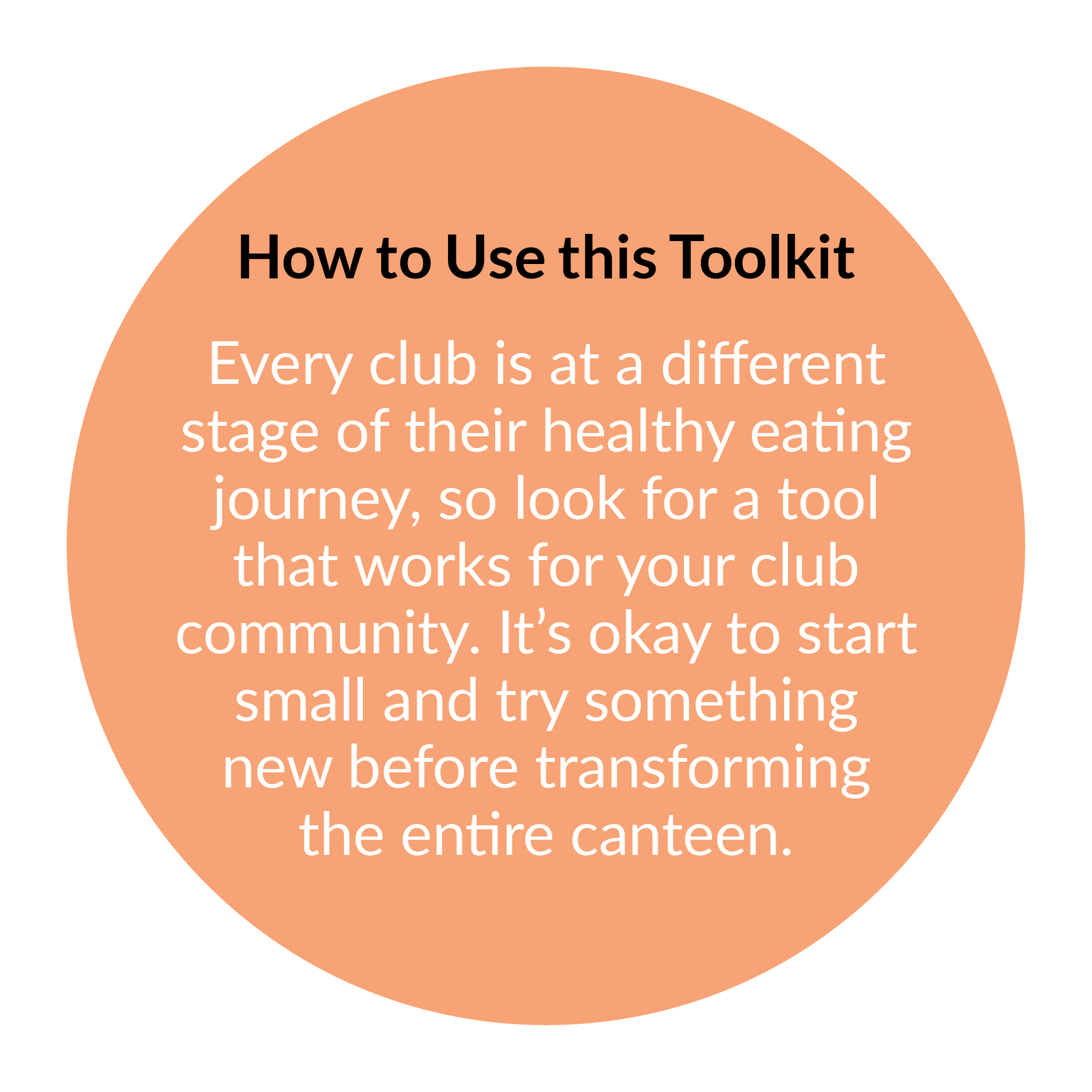 How to Use this Toolkit