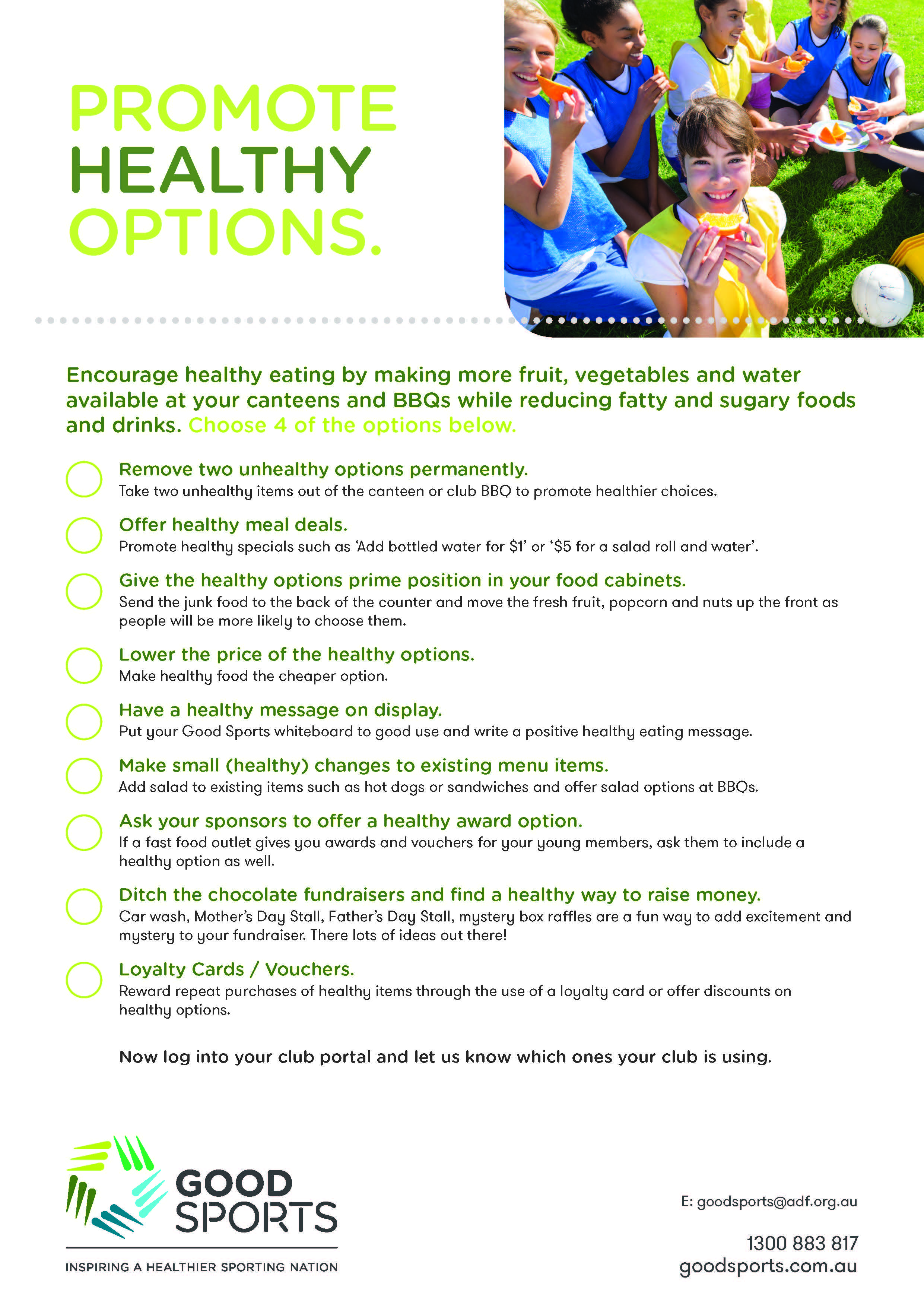 Promote Healthy Options doc