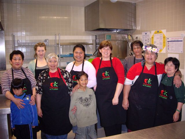 Clarinda community kitchen
