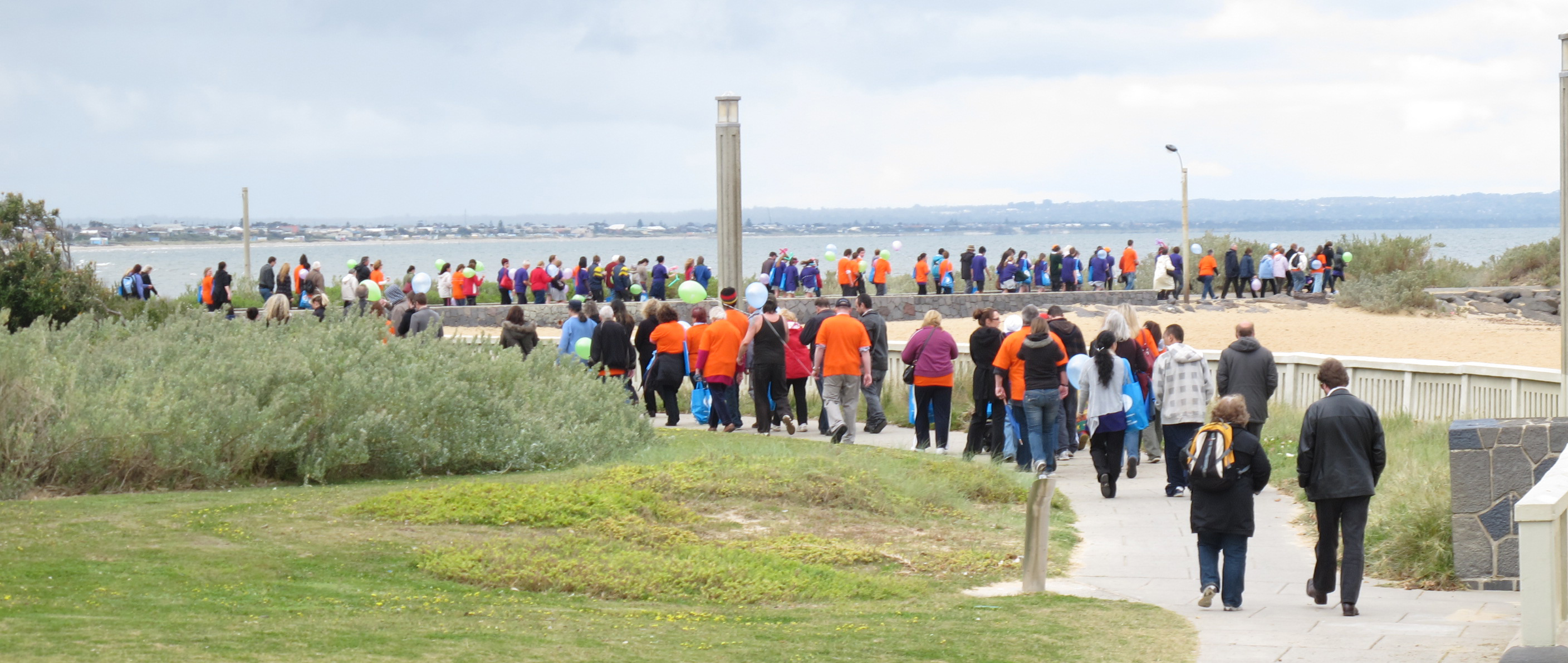 Mental Health Walk 2011